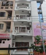 Cho thuê nhà mặt tiền khu dân cư Miếu Nổi, P3, Quận Bình Thạnh. 5 tầng, giá 55 triệu/tháng