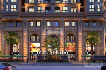 Độc quyền shophouse khối đế D' EL Dorado, chỉ từ 80 tr/m2 (0967713188)