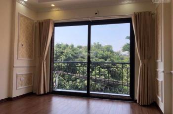 Nhà 5 tầng phố Mai Phúc - Phúc Đồng - Long Biên thông từ đường 5 sang phố Chu huy Mân