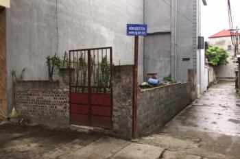 Chính chủ bán gấp đất nền 41,1m2, đất nở hậu, sổ đỏ chính chủ tại thị trấn Yên Viên, huyện Gia Lâm