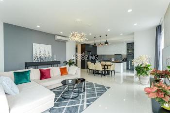 Cần cho thuê căn hộ 3 phòng ngủ tại Saigon Royal, Quận 4. Giá 161tr/tháng. Miễn phí dịch vụ