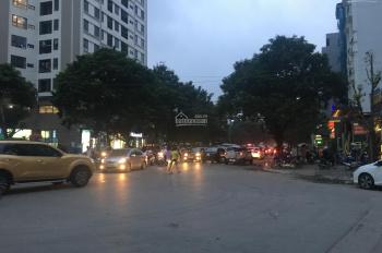 Bán nhà mặt phố Trần Thái Tông, 150m2, 5 tầng, lô góc, mặt tiền 10m, KD ngày đêm. Giá 30 tỷ