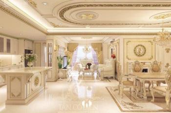 Cho thuê căn hộ Vinhomes 3PN, 300m2 view sông view công nội thất Châu Âu mới 100% ở ngay 0977771919