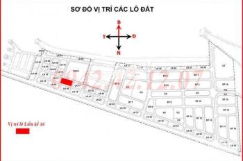 Cần bán liền kề Phú Lương mặt đường rộng 30m diện tích 66m2, giá 5,6 tỷ bao gồm cả xây thô 4 tầng