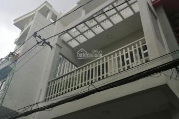 Bán nhà hẻm 85 đường Trần Đình Xu, P. Nguyễn Cư Trinh, Quận 1. DT: 4x14m, trệt, lầu, giá 11.7 tỷ TL