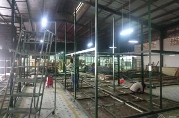 Cho thuê kho xưởng 2000m2 đường Quốc Lộ 1A, P. Tam Bình, Quận Thủ Đức