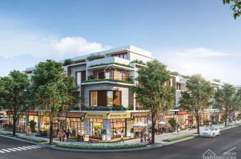 Bán nhà phố xây sẵn, tiện ích đầy đủ ngay cạnh trung tâm hành chính, an ninh 24/24, LH: 0907 86 567