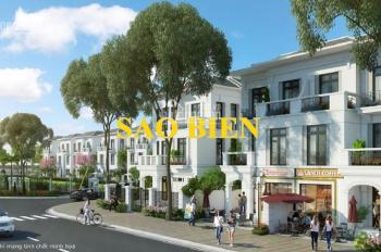 Chủ nhà bán căn liền kề Sao Biển 20 - 23, Tây Bắc, 88m2, vị trí đẹp. LH 0328715111