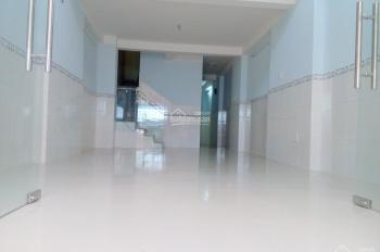 Cho thuê nhà mặt tiền đường Bùi Đình Túy, Q. Bình Thạnh 4mx16m 3 lầu