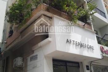 Bán nhà mặt tiền Lê Thị Riêng, P Bến Thành. DT 6,5x18m nhà 7 tầng đang cho thuê 200tr/th