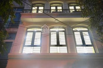 Bán nhà phố Trần Điền, Lê Trọng Tấn 70m2, 09 tầng 1 hầm mặt tiền 6.1m, 22.8 tỷ. LHCC: 0963189826