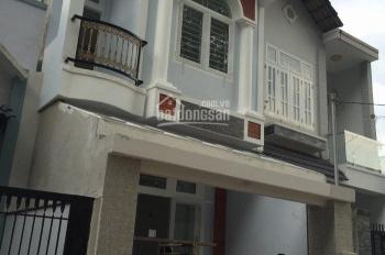 Bán nhà gấp 5x20m, 1 trệt, 1 lầu, 1,5 tỷ. TT Phước Vĩnh - Phú Giáo - Bình Dương