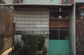 Cần tiền bán gấp nhà hẻm Lê Thị Bạch Cát, Q11, SHR, XDTD, LH: 0345673500