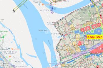 Căn ngoại giao cuối cùng tại dự án Khai Sơn Town được hỗ trợ LS 0% trong vòng 24 tháng
