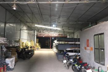 Cho thuê kho xưởng tại khu Cầu Giấy, Hà Nội