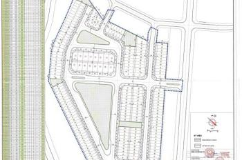 Bán đất mặt phố, khu đô thị mới Hùng Sơn, Đại Từ, Thái Nguyên. Giá rẻ từ 7 triệu/m2, 0342211968