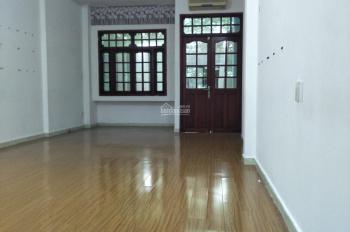 Văn phòng cho thuê mới xây 40m2, 2 mặt tiền Hoàng Văn Thụ, Út Tịch Q. Tân Bình