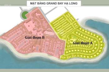 Bán sớm 3 suất ngoại giao dự án liền kề, biệt thự siêu sang Grand Bay Villas Hạ Long