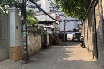 Nhà nát hẻm xe hơi Ung Văn Khiêm, P. 25, 4x16m. 62m2 giá 7.6 tỷ TL