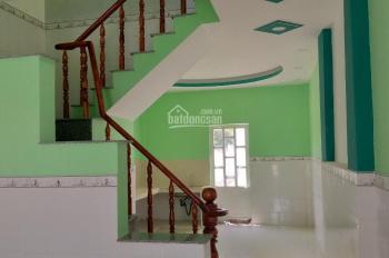 Cần bán nhà 1 trệt 1 lầu, đường Suối Lội, 80m2, sổ hồng riêng, giá 1,2tỷ