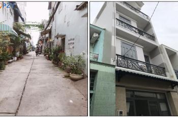 Bán nhà 1/ quận Bình Tân, hẻm xe hơi, sổ hồng riêng