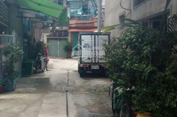 Nhà hẻm 4m Hồng Bàng, P1, Q11, DT 3,7x8m (29,2m2), nhà 3L BTCT 3PN 3WC, hướng ĐN, giá 4,2 tỷ
