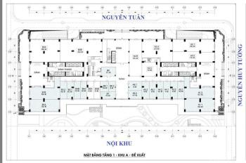 Mở bán shophouse tại chung cư Imperia Garden, trung tâm Q Thanh Xuân. Chỉ 2,5 tỷ/căn