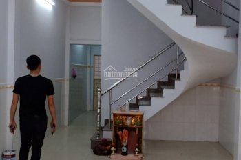 Nhà mới hẻm xe 3 gác 1 lầu 3PN 2WC 33/42 Nhất Chi Mai, P13, Tân Bình