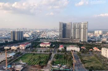 Tôi cho thuê CH Petroland Q7, Phú Mỹ Hưng view sông 100m2 - 2PN+ đủ nội thất 17tr, LH 0932809326