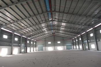 Cho thuê kho xưởng trong KCN Vĩnh Lộc 2, Bến Lức, DT: 2600m2 - LH: 0961.498.812