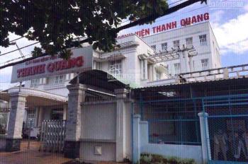 Bán đất mặt tiền tặng kèm cái Bệnh Viện Thanh Quang đường Nguyễn Thị Minh Khai, 30 giường