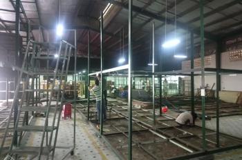 Cho thuê kho xưởng 1000m2 mặt tiền đường Số 5, P. Bình Hưng Hòa, Q. Bình Tân