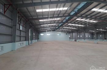 Cho thuê kho xưởng siêu đẹp 4200m2 đường lớn An Hạ, Xã Phạm Văn Hai, Bình Chánh