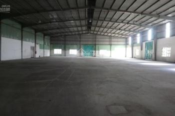 Cho thuê kho xưởng 1700m2 mặt tiền đường Lê Quát, P. Tân Thới Hòa, Q. Tân Phú