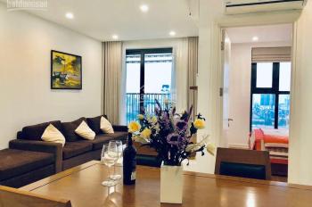 Cho thuê căn hộ cao cấp 3 PN căn góc tầng 21.11 Mỹ Đình Pearl, 110 m2 view bể bơi và sân vườn