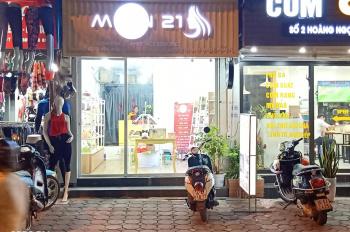 Cho thuê cửa hàng số 2 phố Hoàng Ngọc Phách 15m2