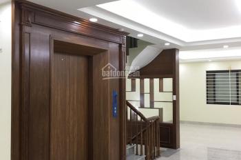 Bán tòa nhà văn phòng mặt phố Mạc Thái Tông, Nguyễn Chánh. DT: 110m2, nhà xây 8 tầng, có tầng hầm