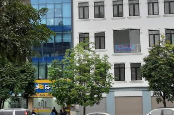 Bán nhà mặt phố Nguyễn Văn Huyên, 8 tầng, giá 40.5 tỷ