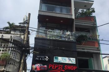 Bán gấp nhà mặt phố Nguyễn Văn Cừ, 4.6mx20m, trệt 6 lầu, phường 2, quận 5, 27 tỷ TL căn duy nhất