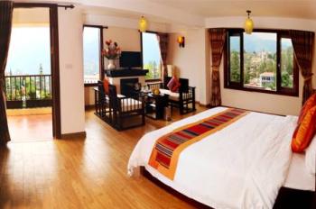 Bán nhà cực đẹp đường Ký Con, P. Nguyễn Thái Bình, Quận 1, 4x18m, thu nhập 100 tr/th