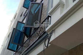 Chính chủ bán nhà 39m2 * 5T xây mới ngõ 553 đường Giải Phóng, ô tô đỗ cạnh nhà, LH: 0973883322