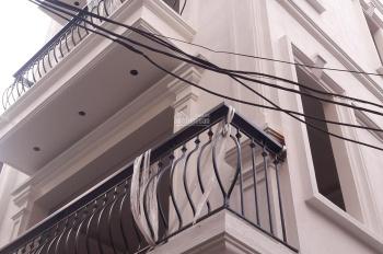 Bán nhà Nguyễn Sơn 52m2 x 4,5 tầng, 4PN, Lô góc 2 mặt thoáng, khu phân lô gara ô tô 2 cái 4 chỗ