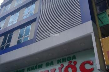 Bán gấp nhà MT đường Nhất Chi Mai, DT: 65m2, nhà đẹp 6 tầng, HĐ thuê 41tr/tháng, LH: 0918320011