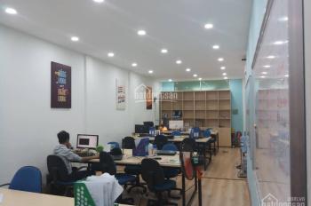 Cho thuê tầng trệt tòa Building số 2 Nguyễn Thiện Thuật, 9x20m, tổng 180m2 sàn, full nội thất