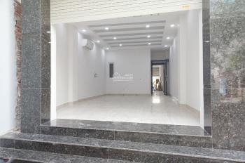 Cho thuê shophouse mới xây, có sẵn máy lạnh và 2 lớp cửa, ở Tô Hiến Thành, Q10