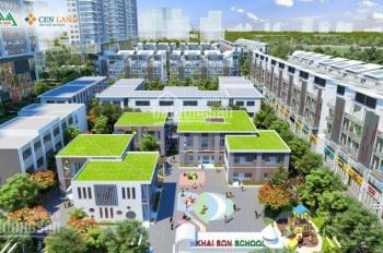 Shophouse Khai Sơn Long Biên mua trực tiếp từ CĐT, chỉ cần thanh toán 30%, hỗ trợ lãi suất 24 tháng