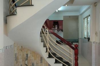 Cho thuê nhà hẻm Phan Văn Trị, 3.5*10m, 2 lầu, 3PN, 12 triệu/tháng