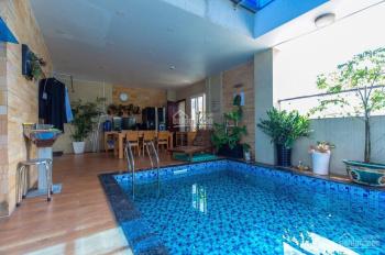 Siêu biệt thự 3 MT Tôn Thất Tùng - Sương Nguyệt Ánh, Q.1, 6 tầng có hồ bơi. Giá 21 tỷ (TL)