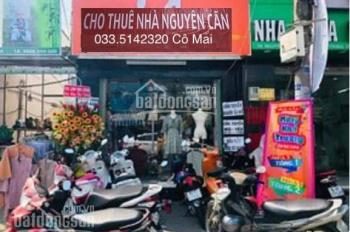 Cho thuê MT 85 Nguyễn Văn Thủ, Q1