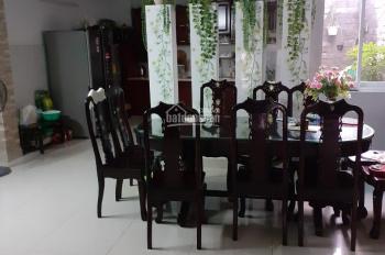 Cần bán nhà mặt tiền đường Phú Thuận Phường Tân Phú, Quận 7 trệt 3 lầu DT sàn 351,7m2, LH 090577136